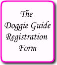 The Doggie Guide Registration Form